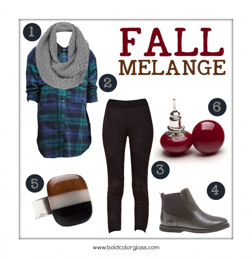 Trend Mashups for a Fall Melange
