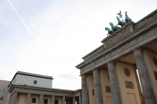 Berlin Photobombing (It's not what you may think…)