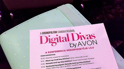 Digital Divas Conference, Budapest